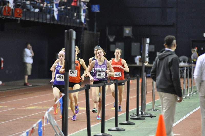 2nd Indoor Track & Field Championships | Day One Photo