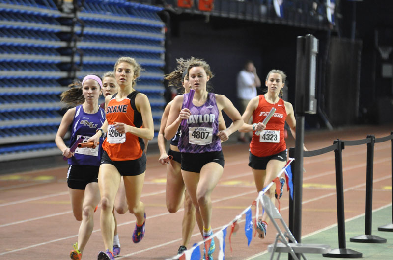 3rd Indoor Track & Field Championships | Day One Photo