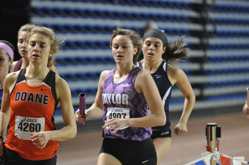 5th Indoor Track & Field Championships | Day One Photo