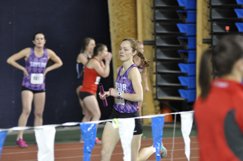 9th Indoor Track & Field Championships | Day One Photo