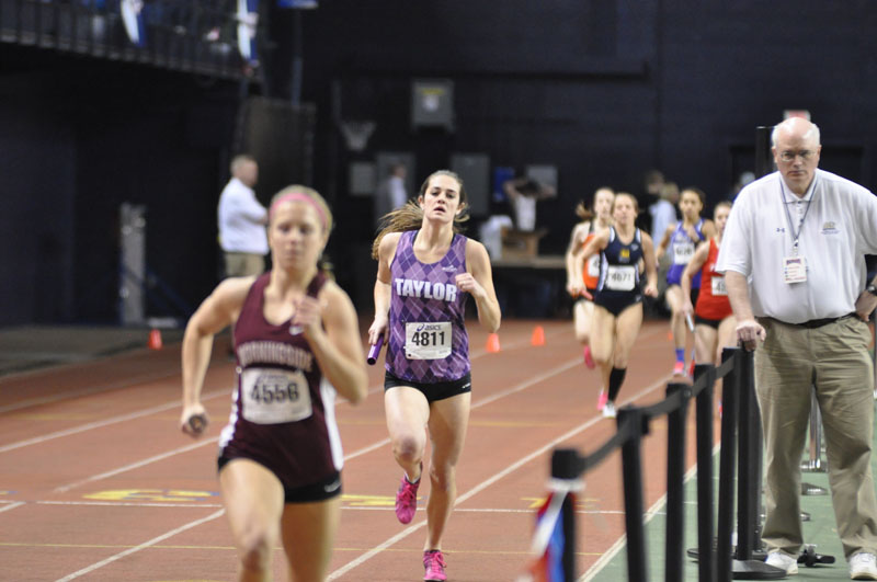 14th Indoor Track & Field Championships | Day One Photo