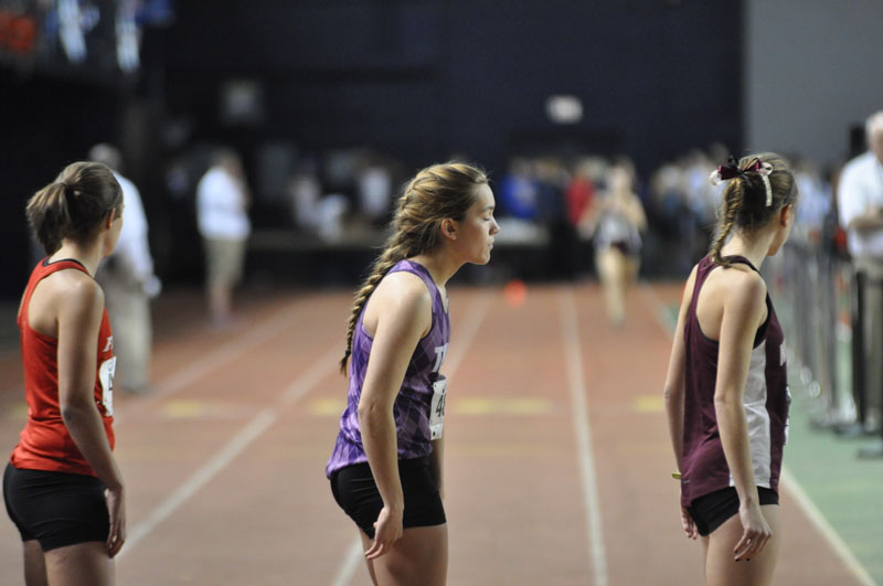 18th Indoor Track & Field Championships | Day One Photo