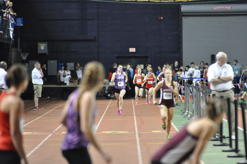 19th Indoor Track & Field Championships | Day One Photo