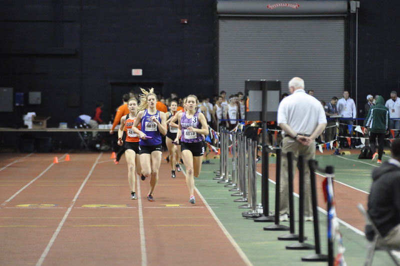 20th Indoor Track & Field Championships | Day One Photo