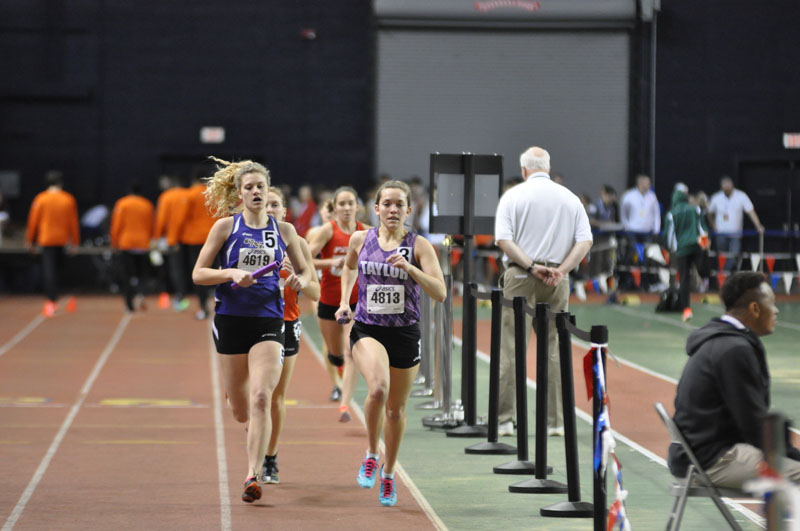 21st Indoor Track & Field Championships | Day One Photo