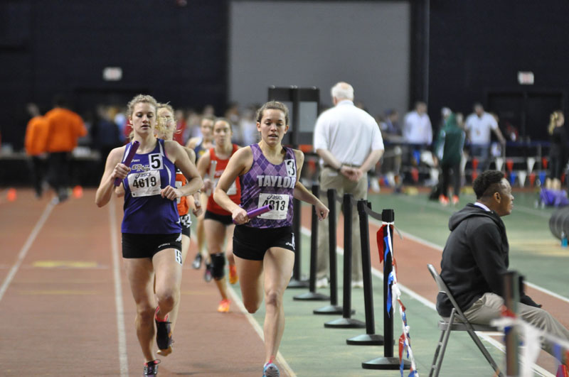 22nd Indoor Track & Field Championships | Day One Photo