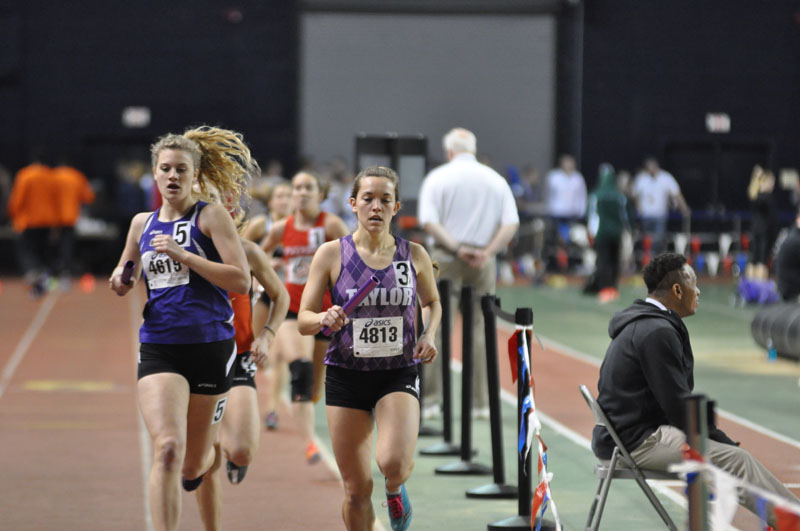 23rd Indoor Track & Field Championships | Day One Photo