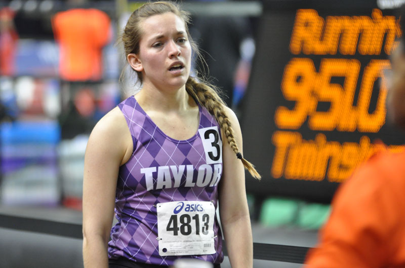 26th Indoor Track & Field Championships | Day One Photo