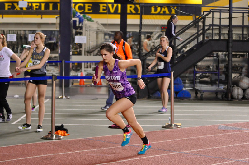 31st Indoor Track & Field Championships | Day One Photo