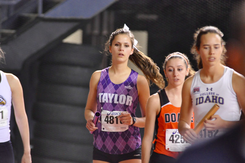 32nd Indoor Track & Field Championships | Day One Photo
