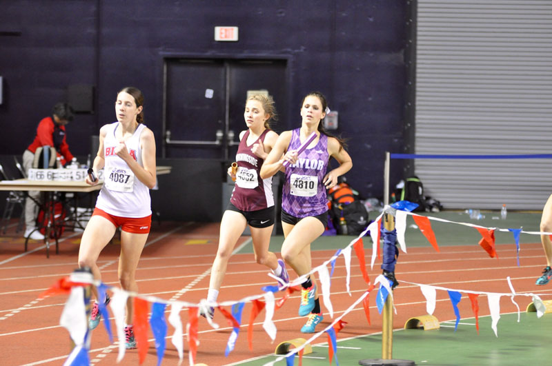 37th Indoor Track & Field Championships | Day One Photo