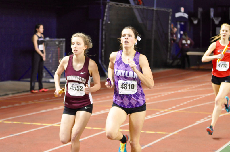 38th Indoor Track & Field Championships | Day One Photo