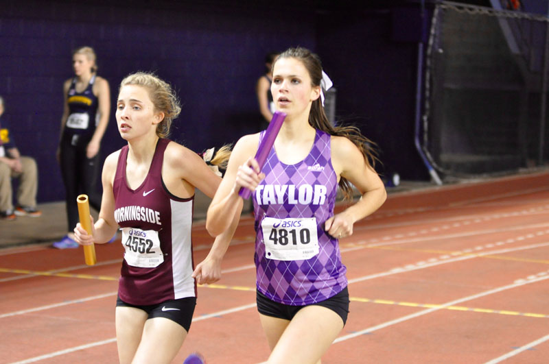 39th Indoor Track & Field Championships | Day One Photo