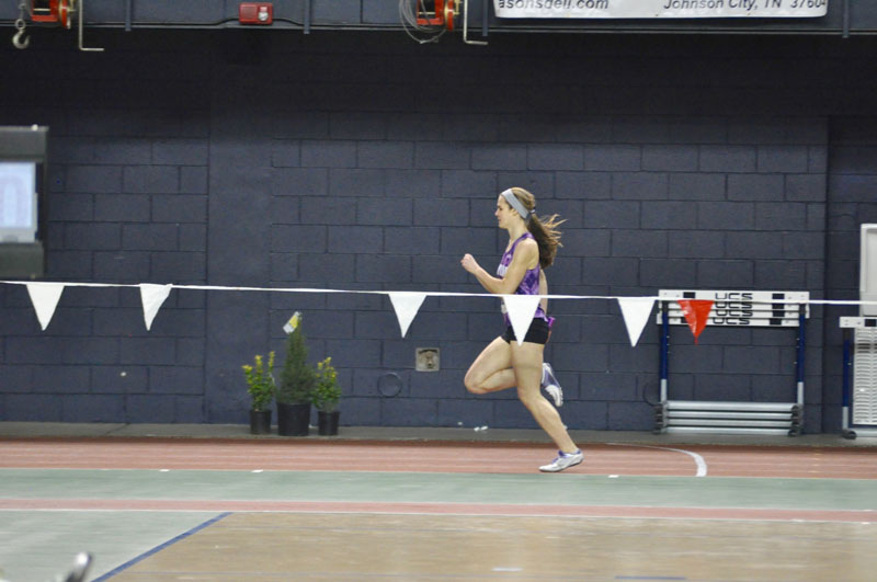40th Indoor Track & Field Championships | Day One Photo
