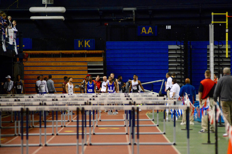 1st Men's Indoor Track & Field National Championship | Day Two Photo