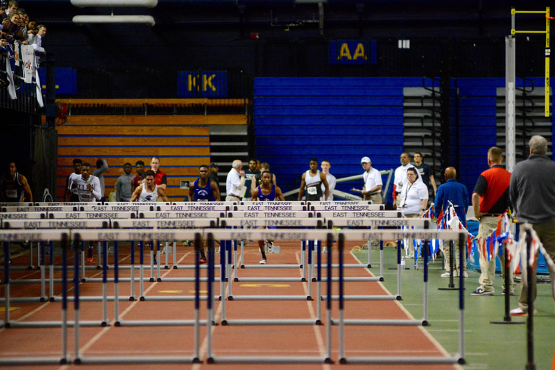 2nd Men's Indoor Track & Field National Championship | Day Two Photo