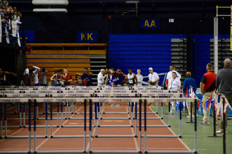 4th Men's Indoor Track & Field National Championship | Day Two Photo