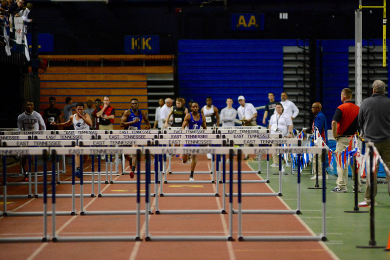 7th Men's Indoor Track & Field National Championship | Day Two Photo