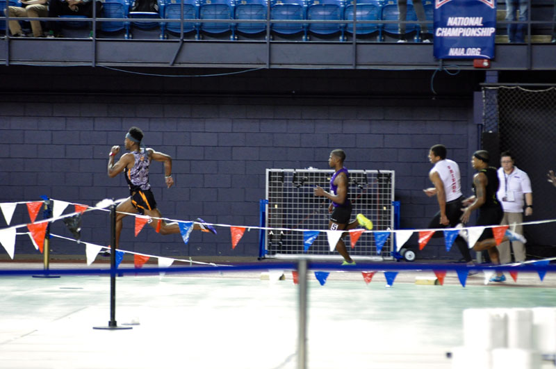 42nd Men's Indoor Track & Field National Championship | Day Two Photo