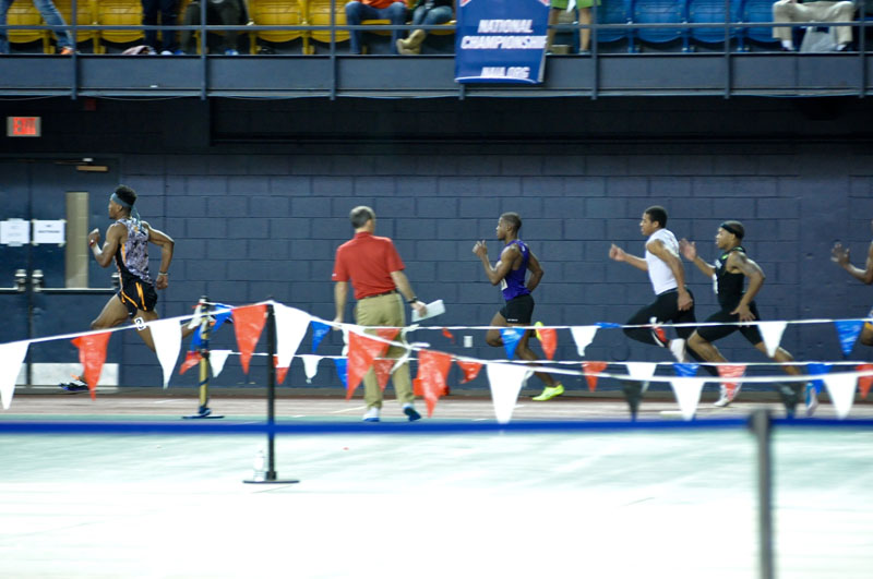 45th Men's Indoor Track & Field National Championship | Day Two Photo
