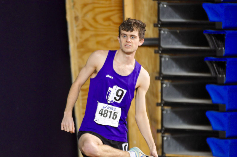 1st Men's Indoor Track & Field National Championship | Day Three Photo