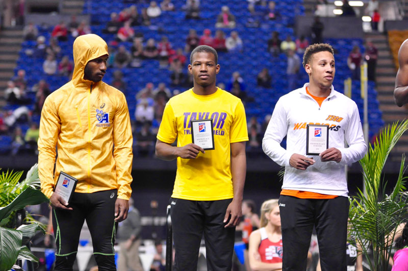 15th Men's Indoor Track & Field National Championship | Day Three Photo