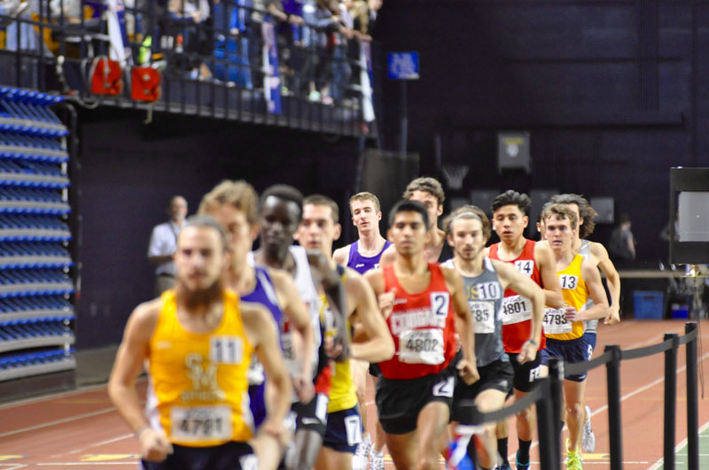 17th Men's Indoor Track & Field National Championship | Day Three Photo