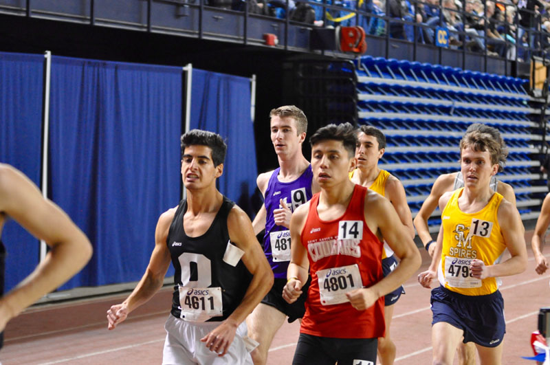 18th Men's Indoor Track & Field National Championship | Day Three Photo