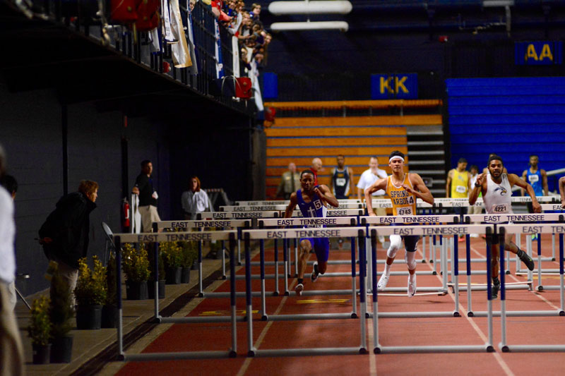 43rd Men's Indoor Track & Field National Championship | Day Three Photo