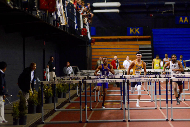 45th Men's Indoor Track & Field National Championship | Day Three Photo