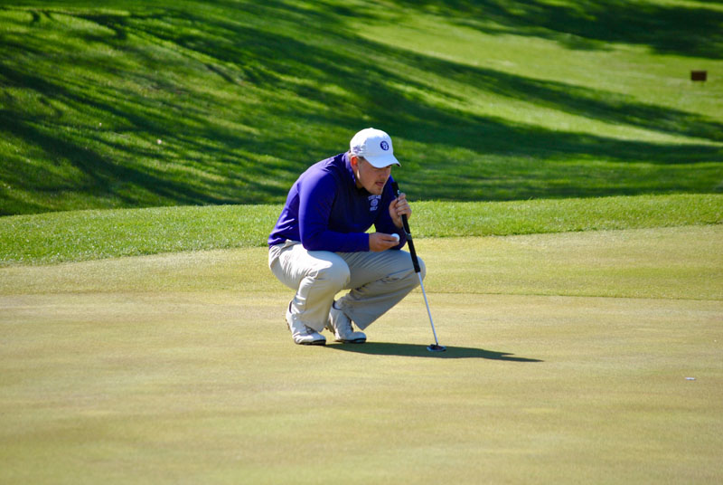 15th Men's Golf at Wildcat Cup Photo