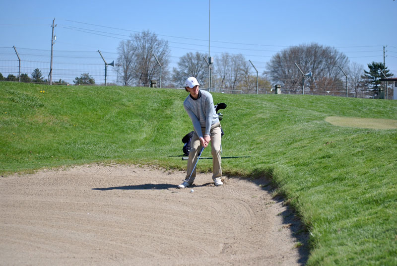 16th Men's Golf at Wildcat Cup Photo