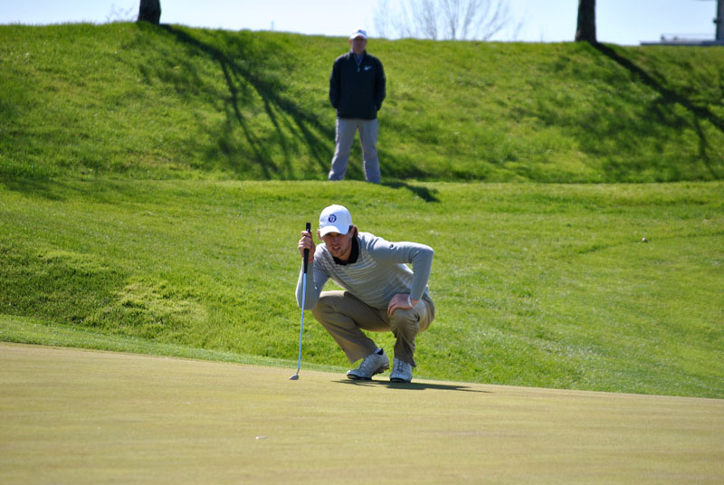 18th Men's Golf at Wildcat Cup Photo