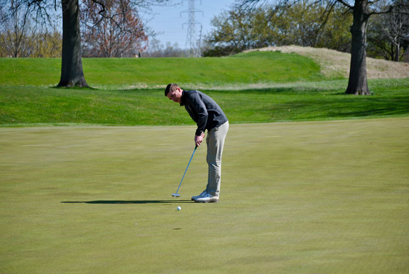 29th Men's Golf at Wildcat Cup Photo