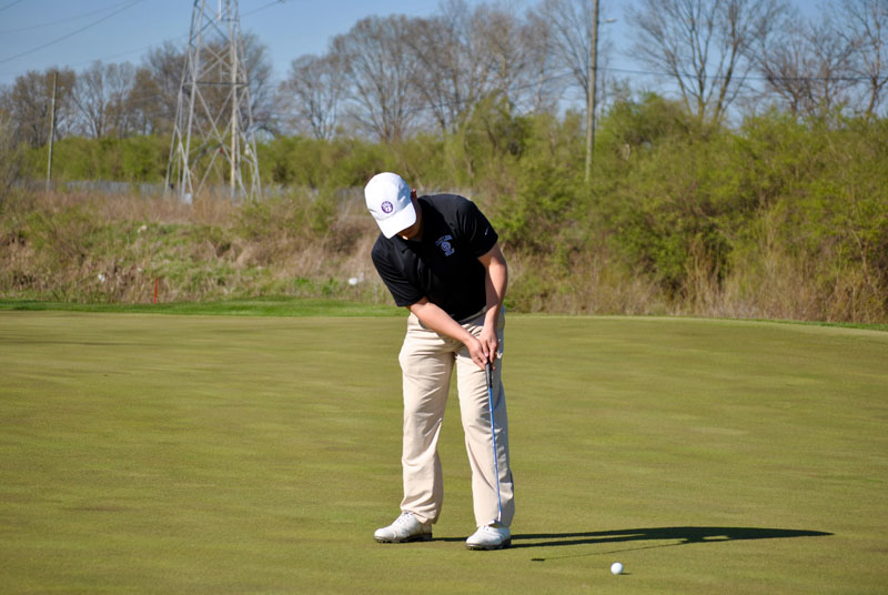 40th Men's Golf at Wildcat Cup Photo