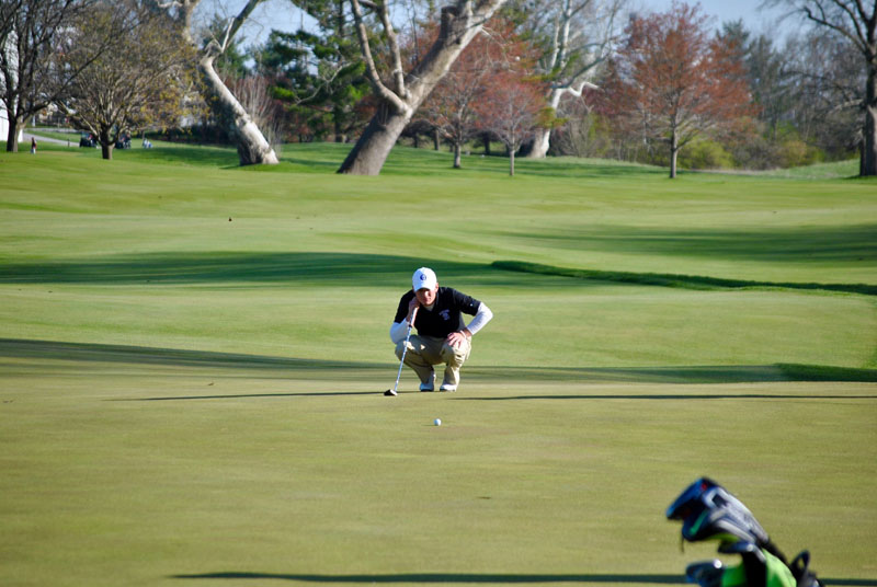 50th Men's Golf at Wildcat Cup Photo