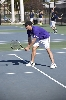 3rd Men's tennis defeats Trine University Photo
