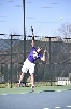 5th Men's tennis defeats Trine University Photo