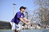 7th Men's tennis defeats Trine University Photo