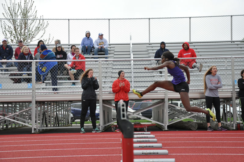 1st Women's Track & Field at Crossroads League Championships Photo