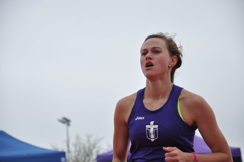 3rd Women's Track & Field at Crossroads League Championships Photo