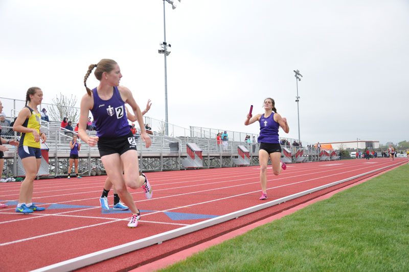 6th Women's Track & Field at Crossroads League Championships Photo