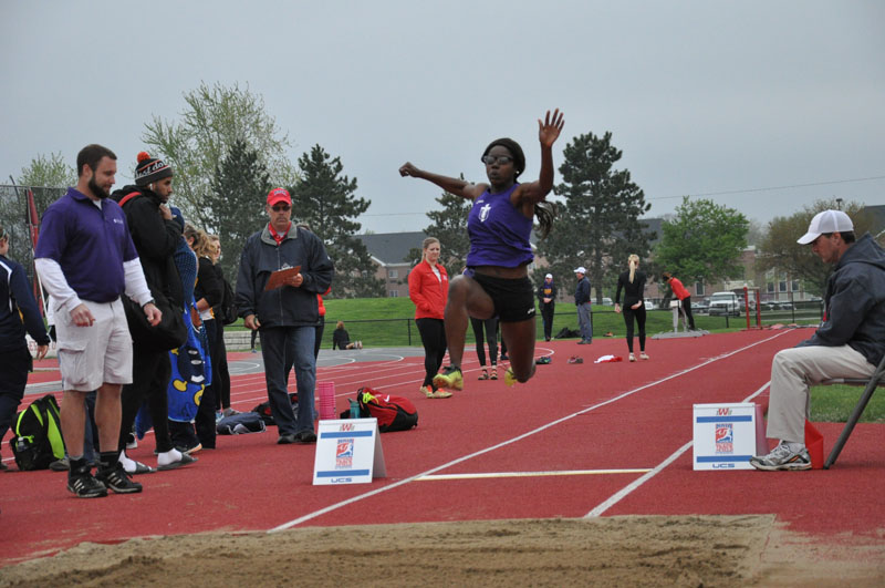 10th Women's Track & Field at Crossroads League Championships Photo