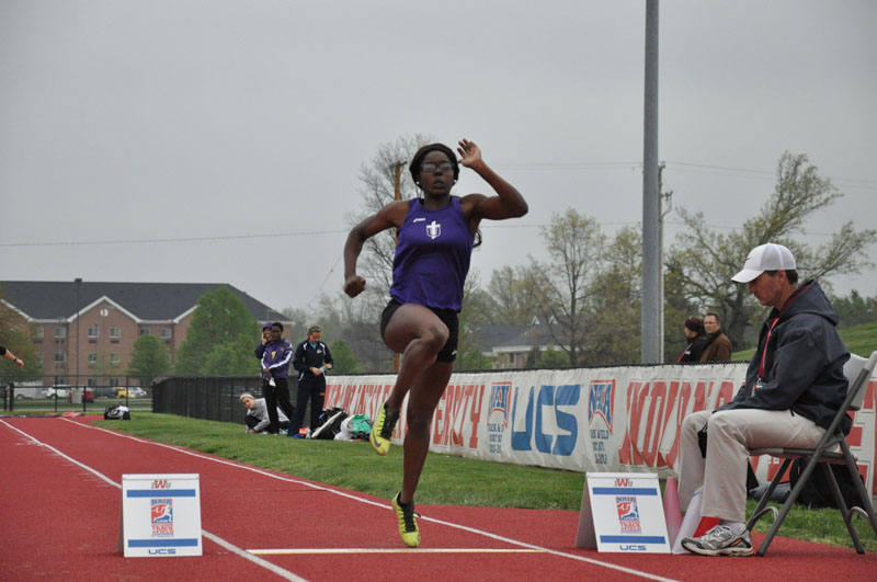 12th Women's Track & Field at Crossroads League Championships Photo