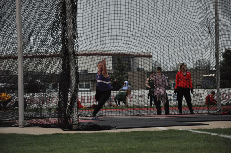 13th Women's Track & Field at Crossroads League Championships Photo