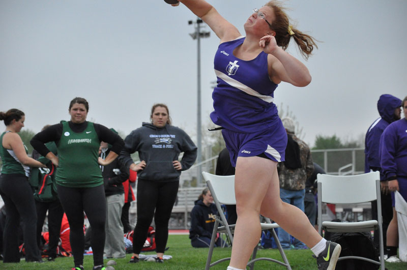 18th Women's Track & Field at Crossroads League Championships Photo