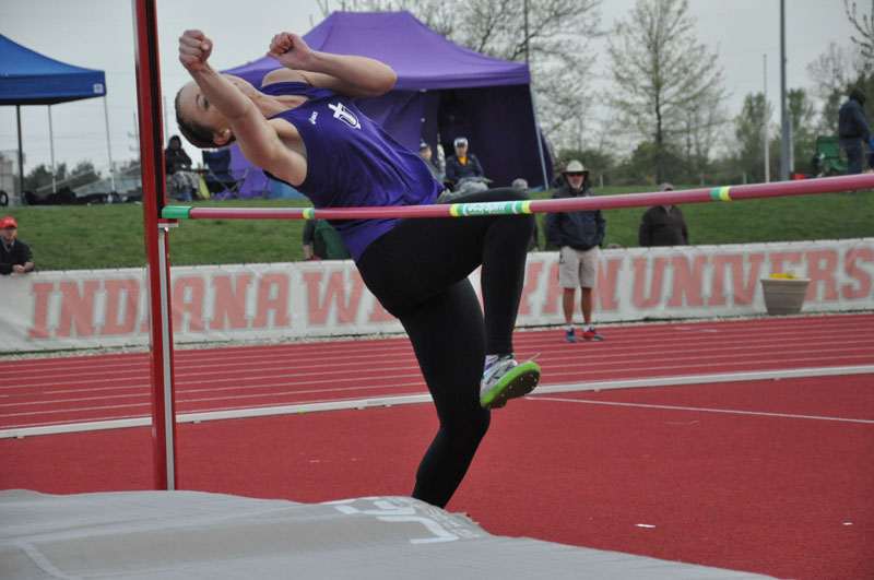 20th Women's Track & Field at Crossroads League Championships Photo