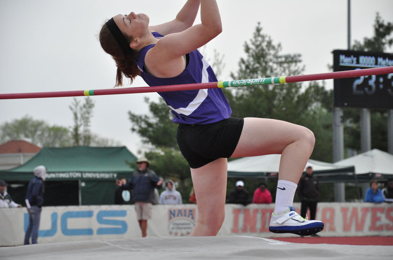 24th Women's Track & Field at Crossroads League Championships Photo