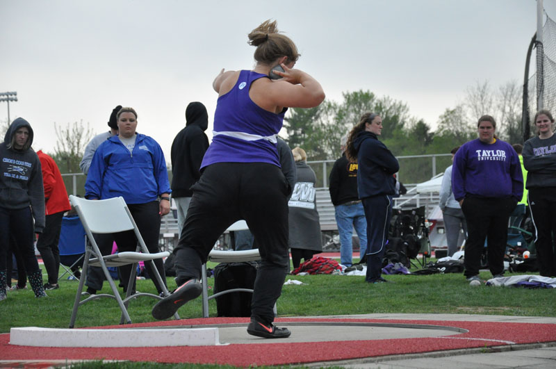 26th Women's Track & Field at Crossroads League Championships Photo