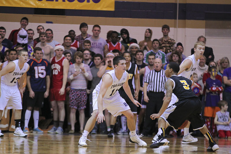 24th Men's Basketball Silent Night Photo